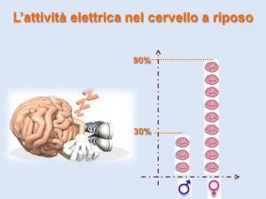 festa della donna, cervello della donna